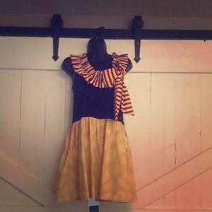 Game Day/ FSU Seminole inspired Dress